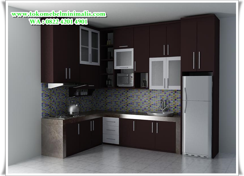 Kitchen set murah kitcen set desaign dapur minimalis for Dapur set aluminium