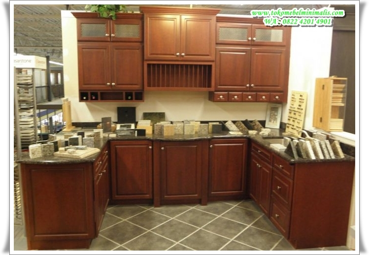 Kitchen set minimalis modern 2017 kitchen set murah for Kitchen set olympic harga